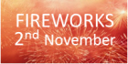 Annual Firework Display at The Bury